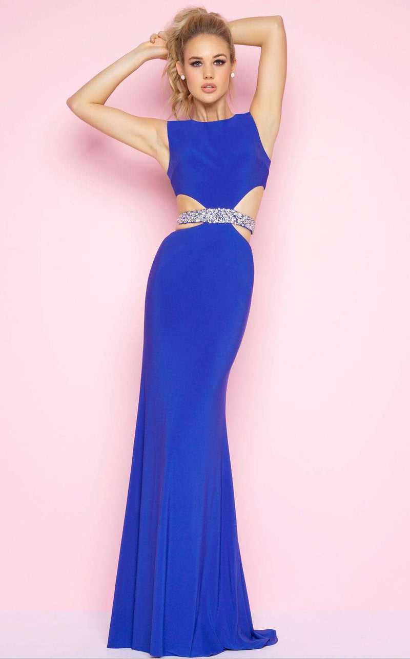 Mac Duggal 65521 Royal