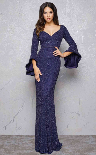 Mac Duggal 4478 Midnight
