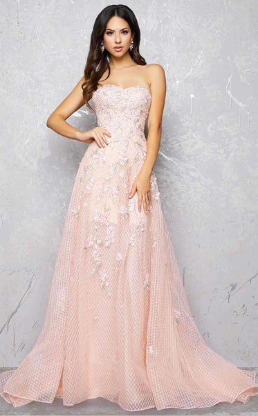 Mac Duggal 50410 Blush