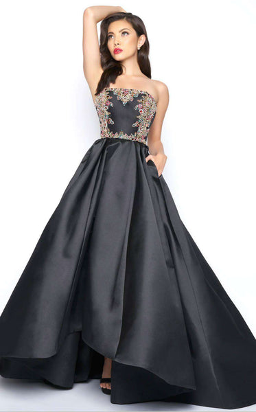 Mac Duggal 62590 Black