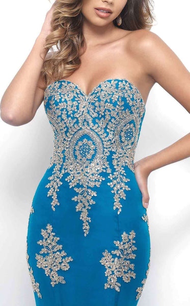 Blush 11269 Pacific Blue/Gold