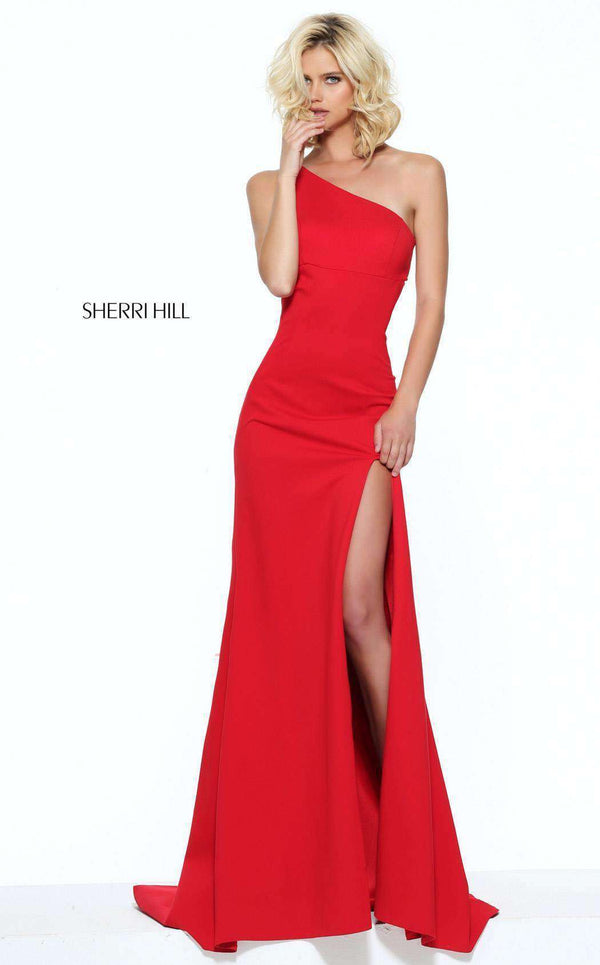 Sherri Hill 50861 Red