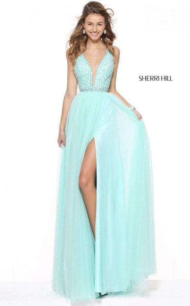 Sherri Hill 50868 Mint