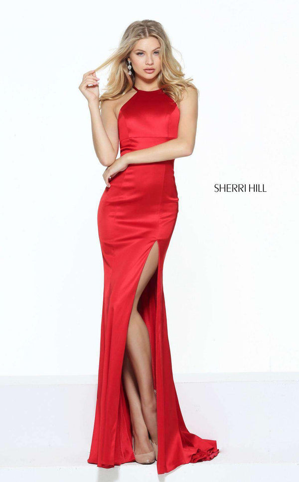 Sherri Hill 50869 Red