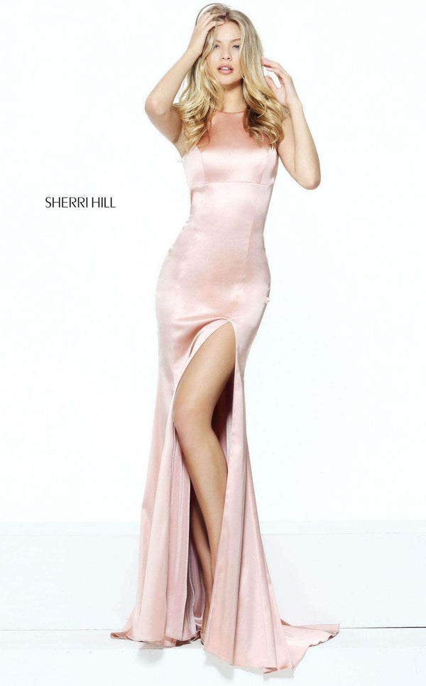 Sherri Hill 50869 Blush