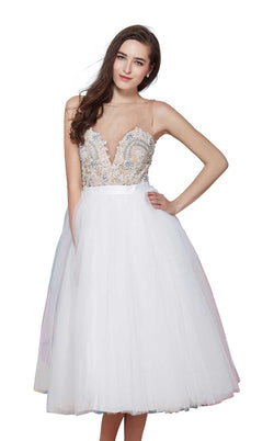 Angela and Alison 771059 Dress