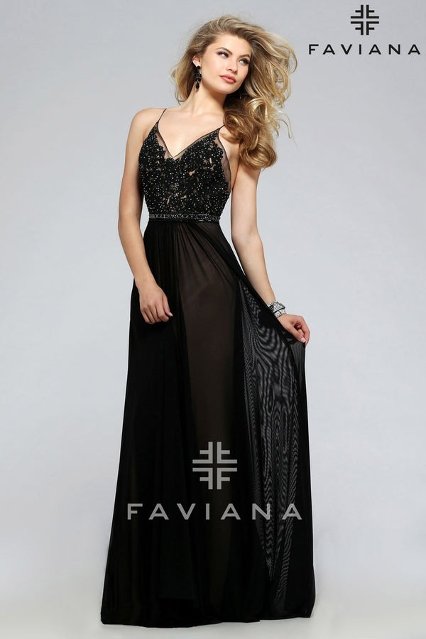 Faviana 7717 Dress