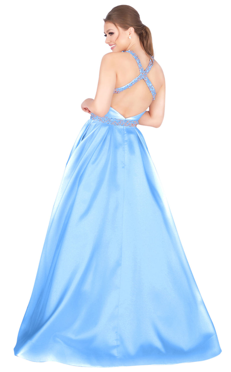 Mac Duggal 77498H Dress