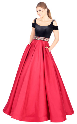 Mac Duggal 77506H Dress