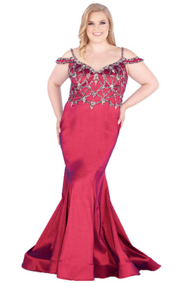 Mac Duggal Fabulouss 77538F Dress