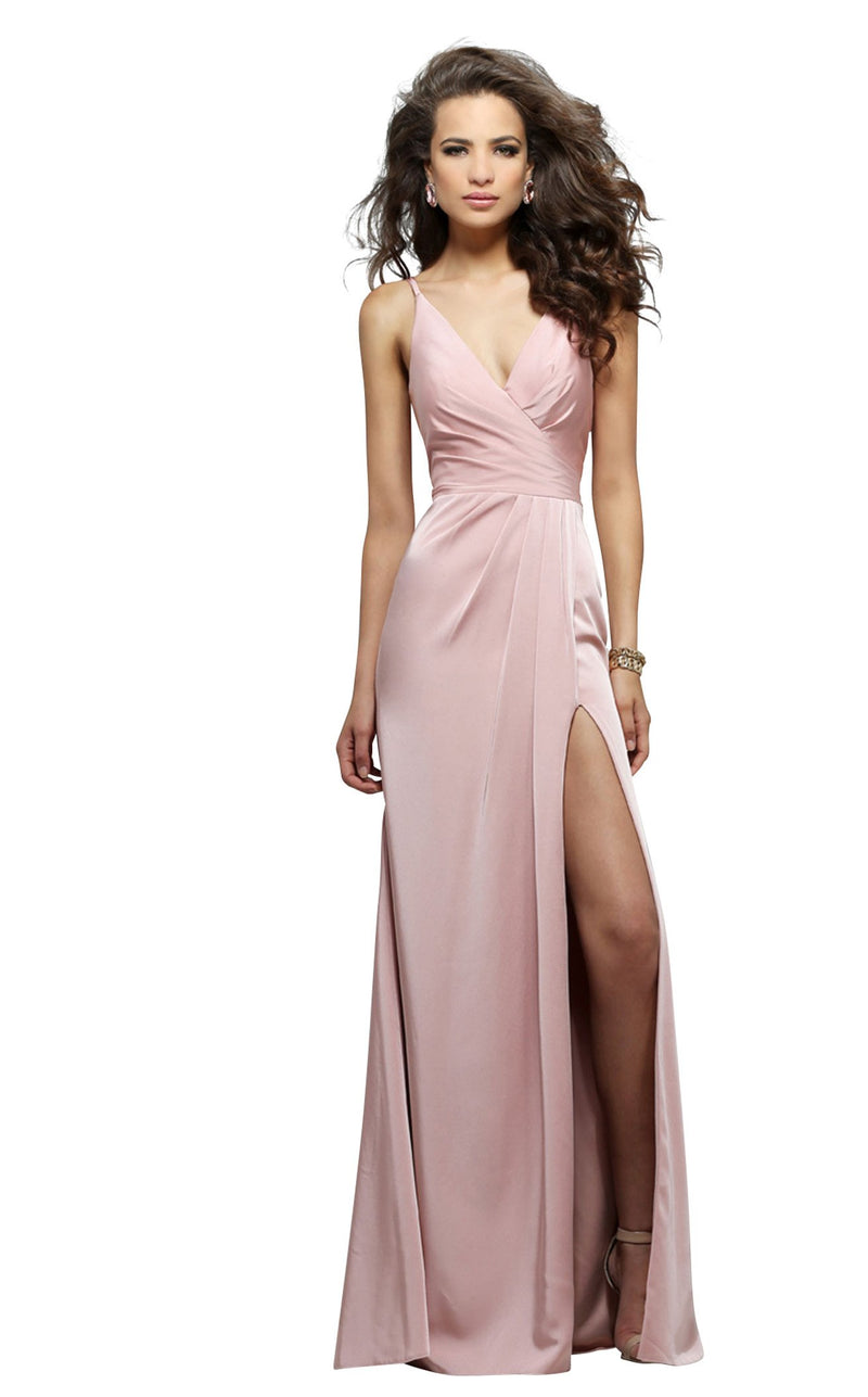 Faviana 7755E Dress Dusty-Pink