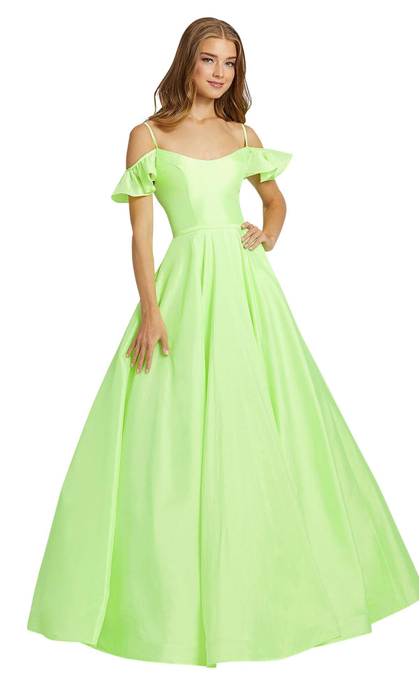 Mac Duggal 77701L Limelight