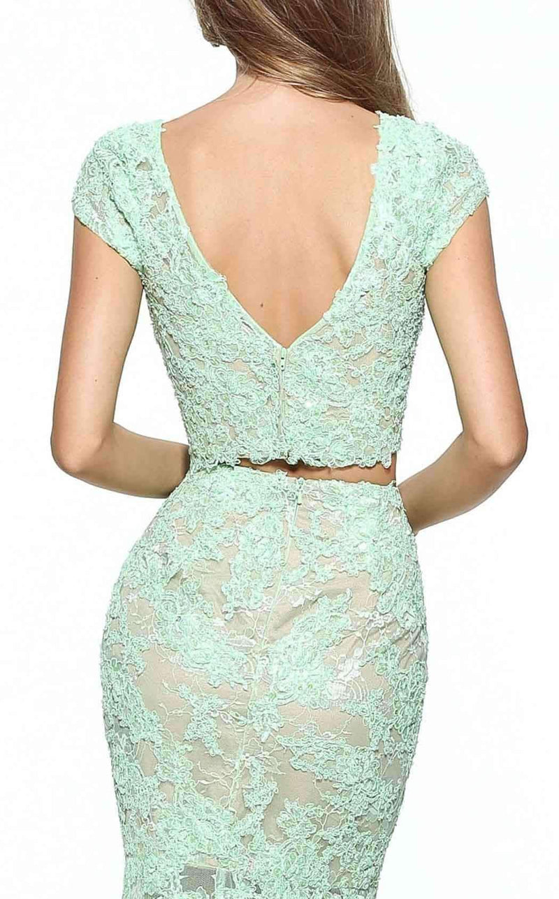 Sherri Hill 51013 Green