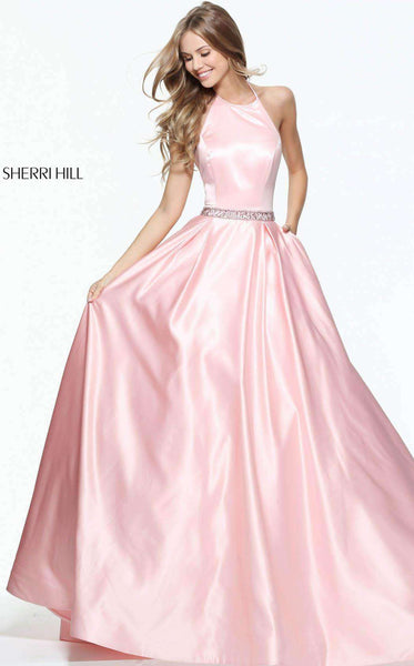 Sherri Hill 51036 Blush