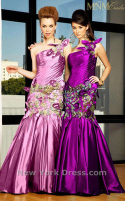 MNM Couture 5998 Dark Purple