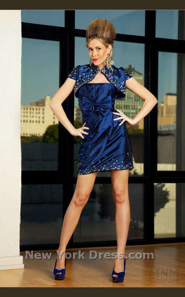 MNM Couture 6006 Royal Blue