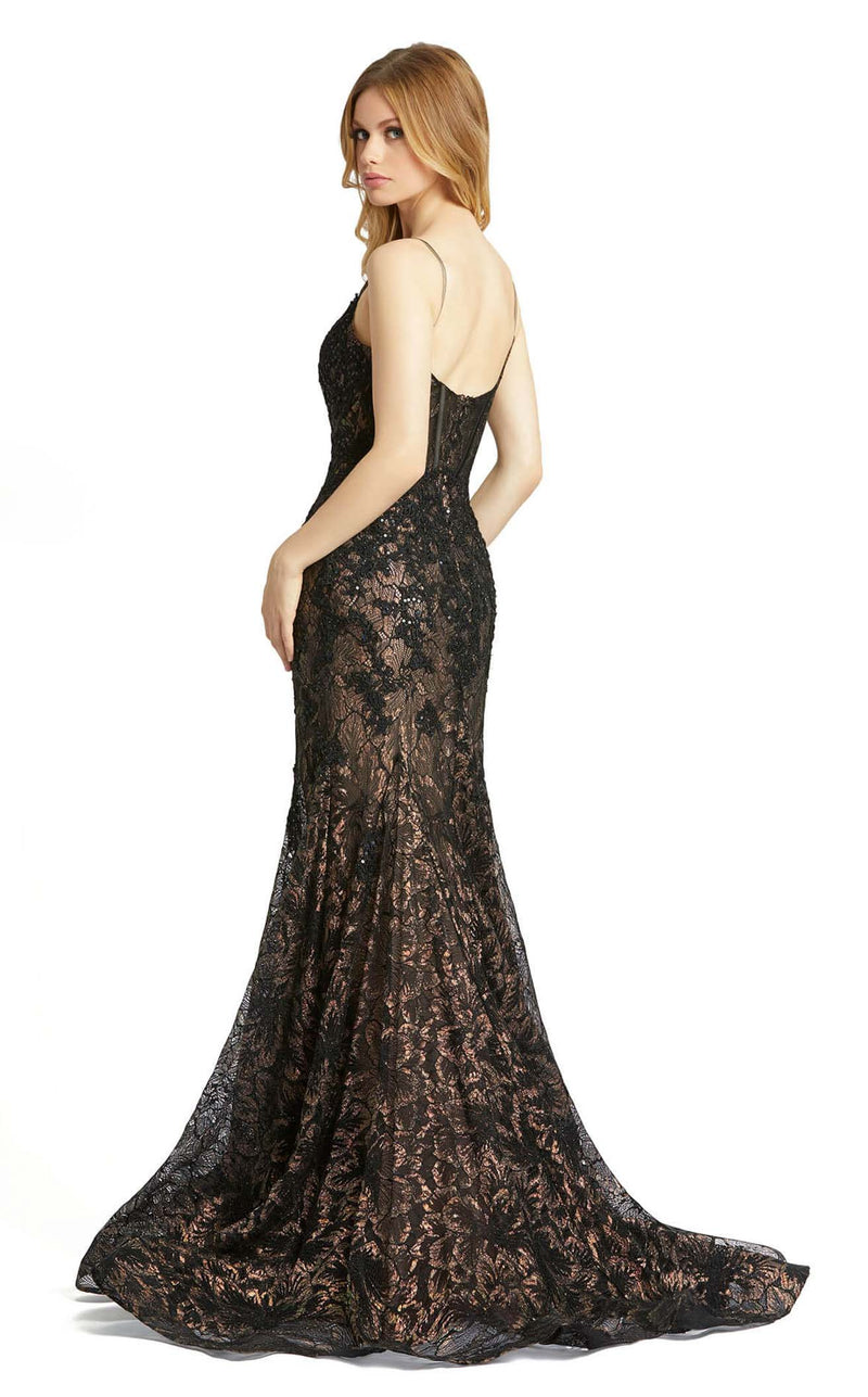 Mac Duggal 79252D Dress Black