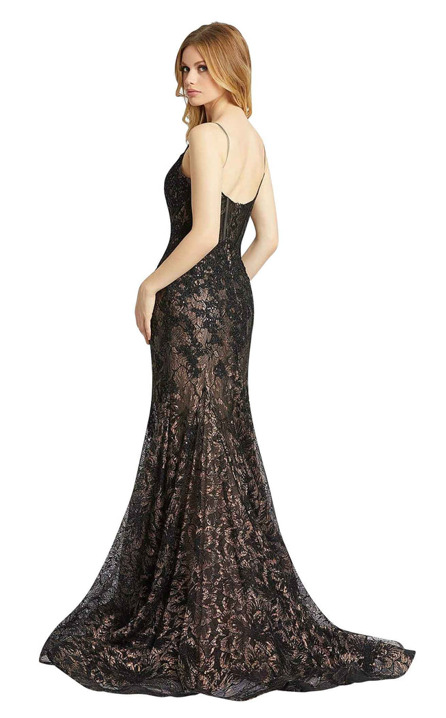 Mac Duggal 79252M Black