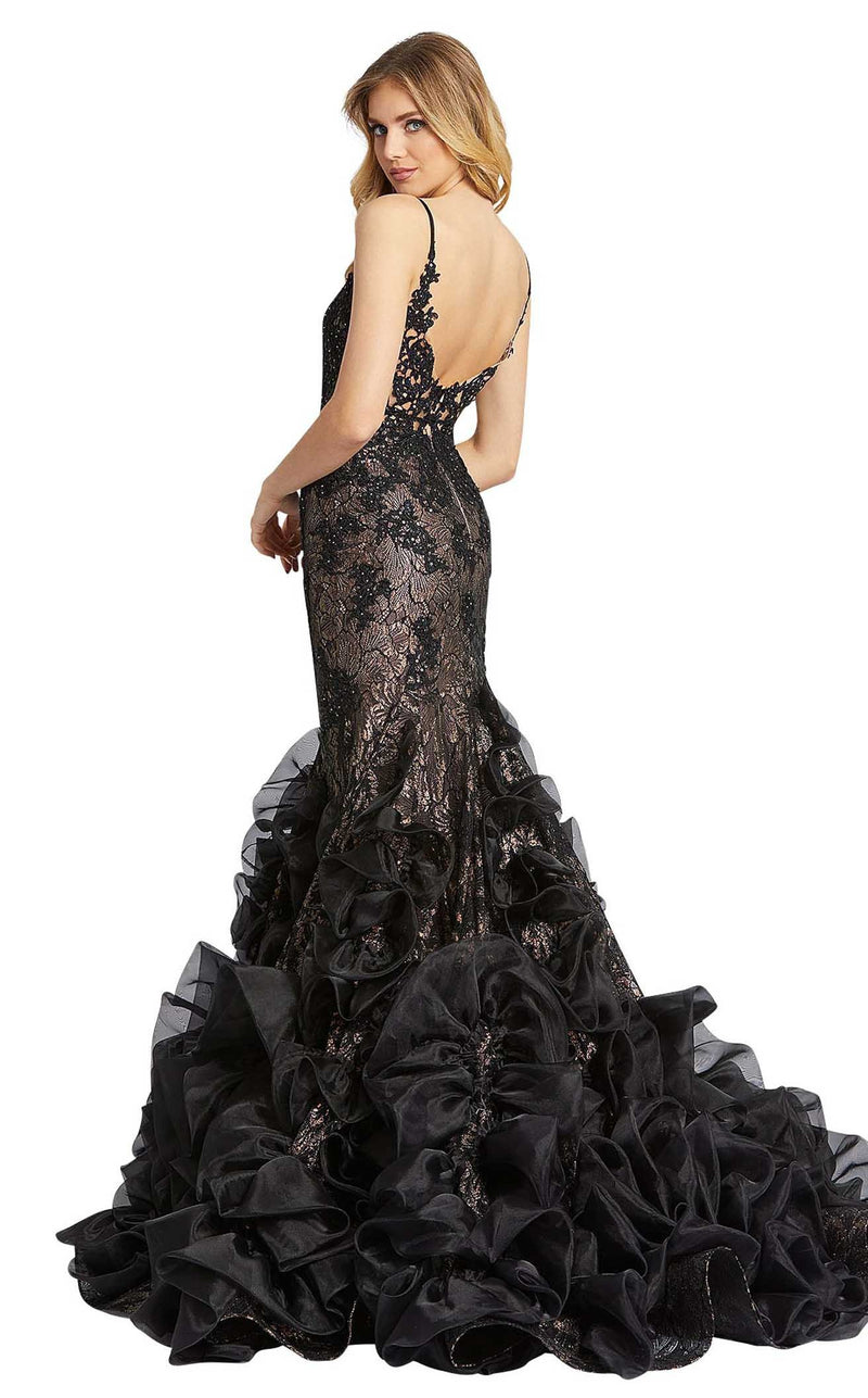Mac Duggal 79275D Black
