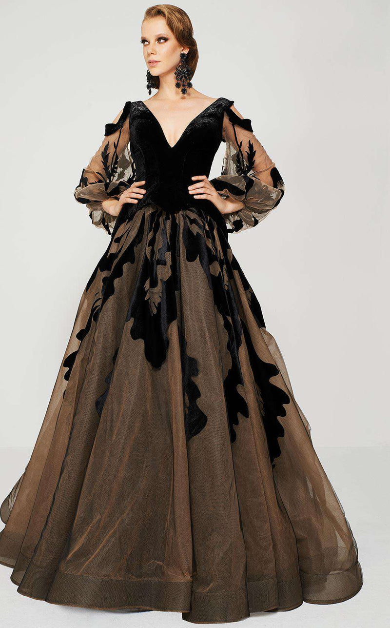MNM Couture 2368 Black