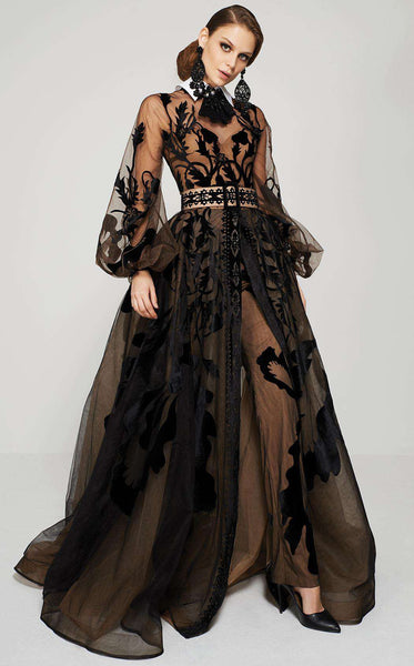 MNM Couture 2369 Black