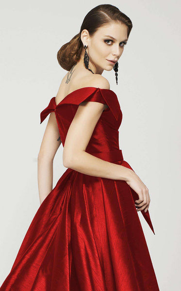 MNM Couture 2371 Red