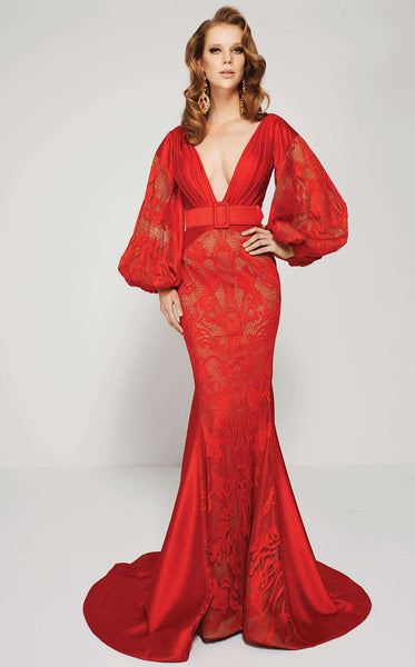 MNM Couture 2372 Red
