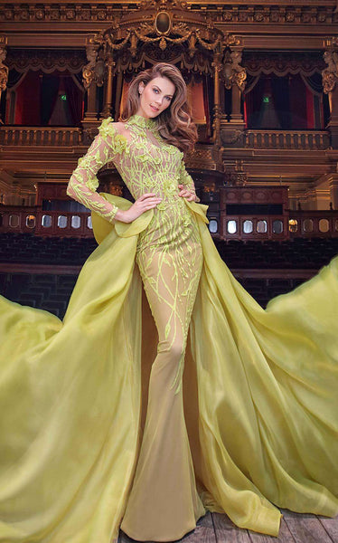 MNM Couture 2358 Olive