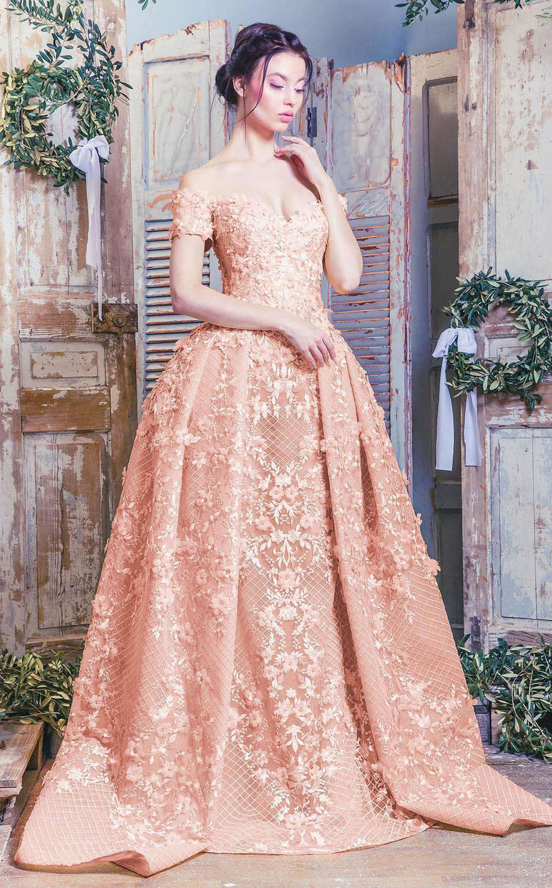 MNM Couture K3496 Pink