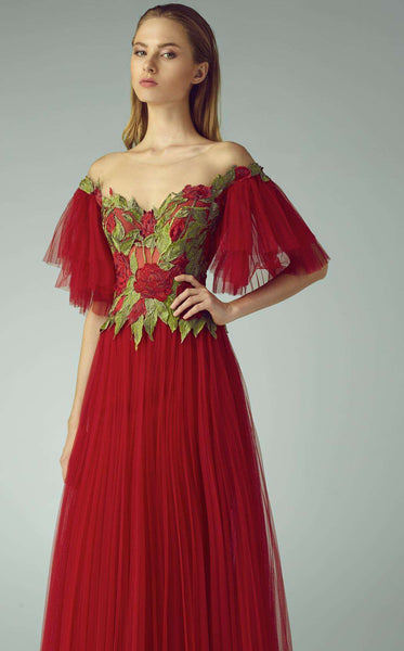 Beside Couture BC1196 Red