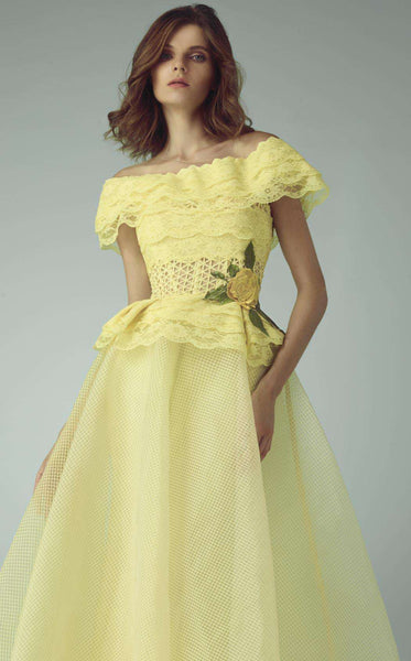 Beside Couture BC1216 Yellow