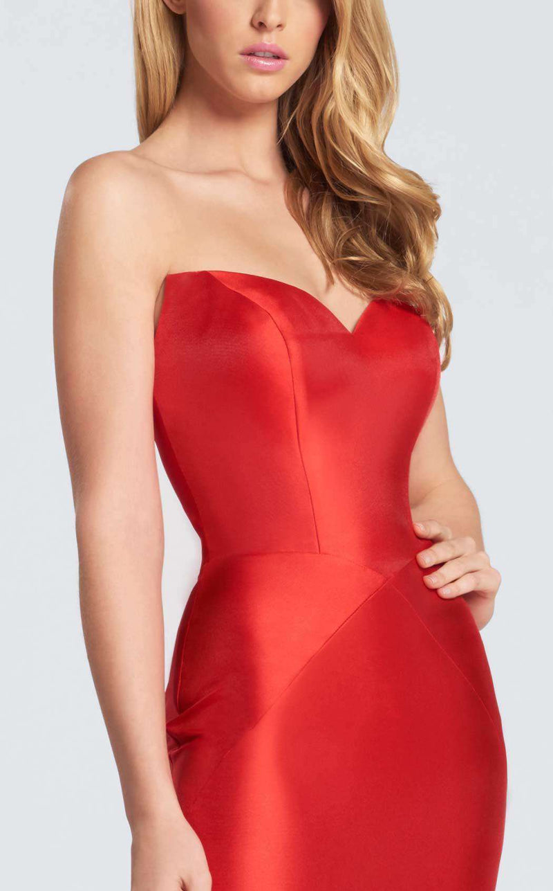 Ellie Wilde EW21723 Red
