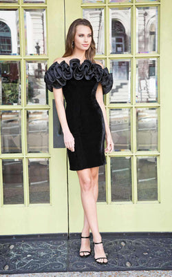 Colors Dress M202 Black