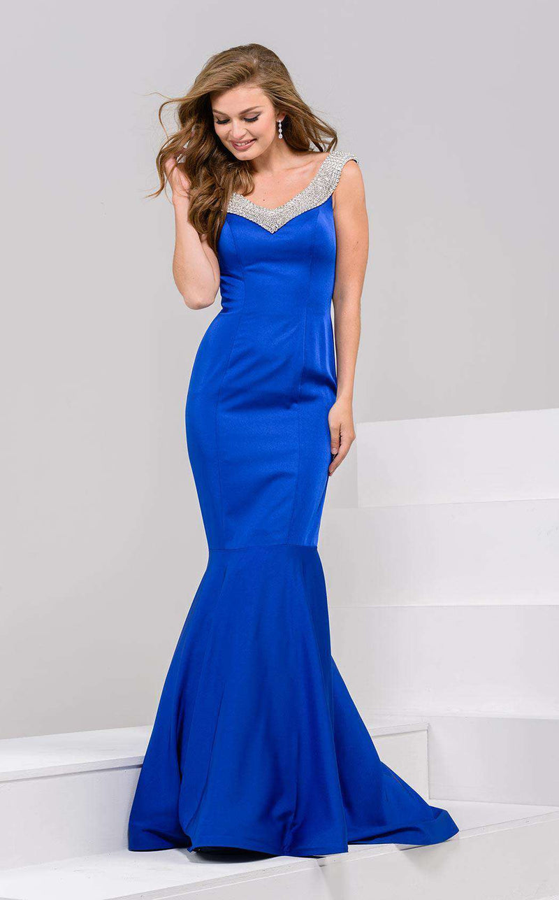 Jovani 36807 Royal
