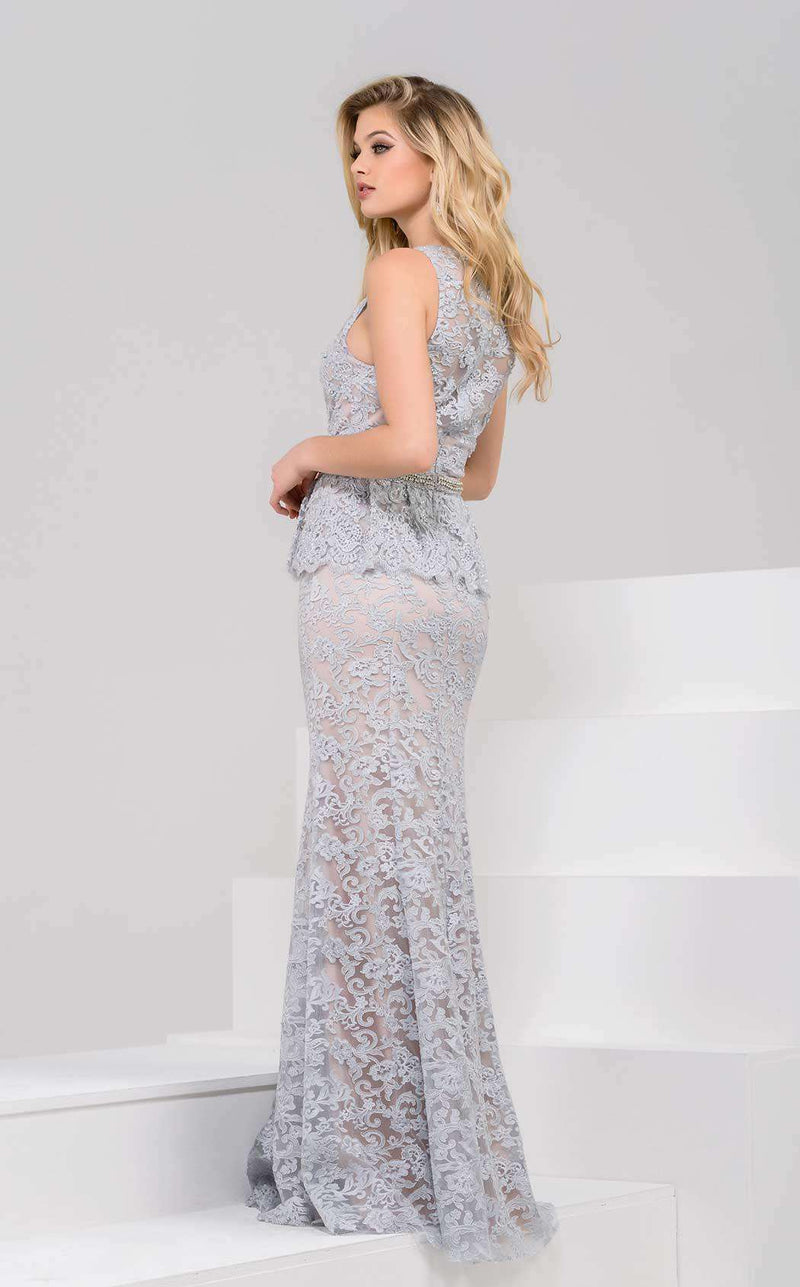 Jovani 41963 Pale Blue