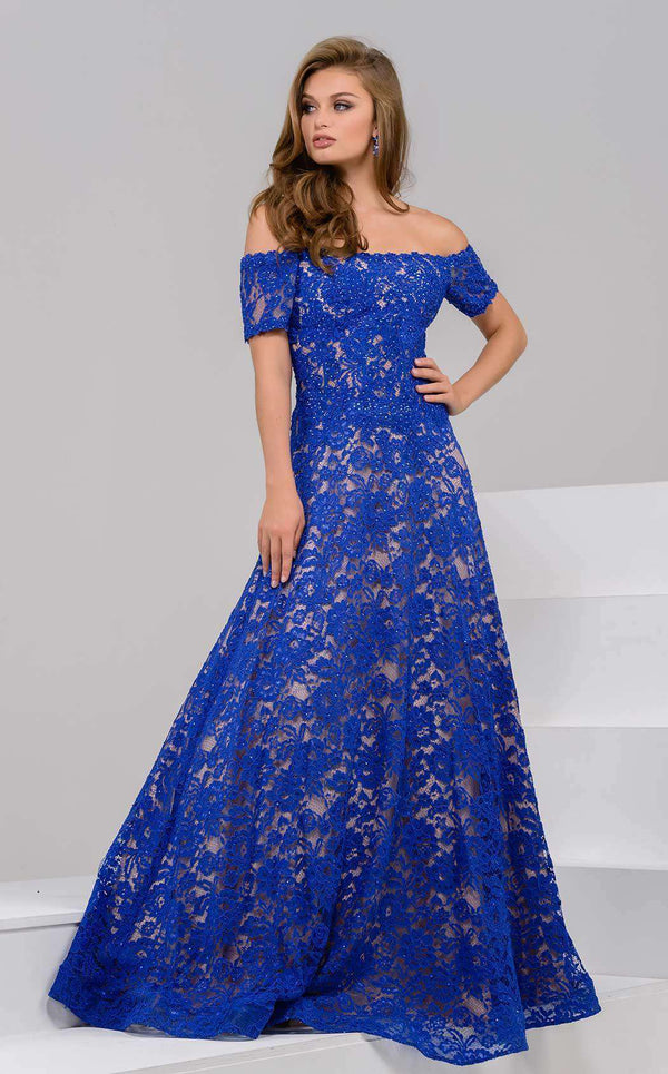 Jovani 42828 Royal