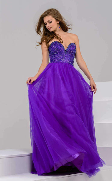 Jovani 47571 Purple