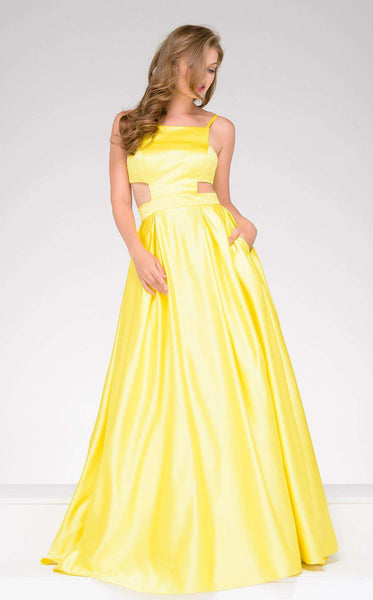Jovani 49921 Yellow