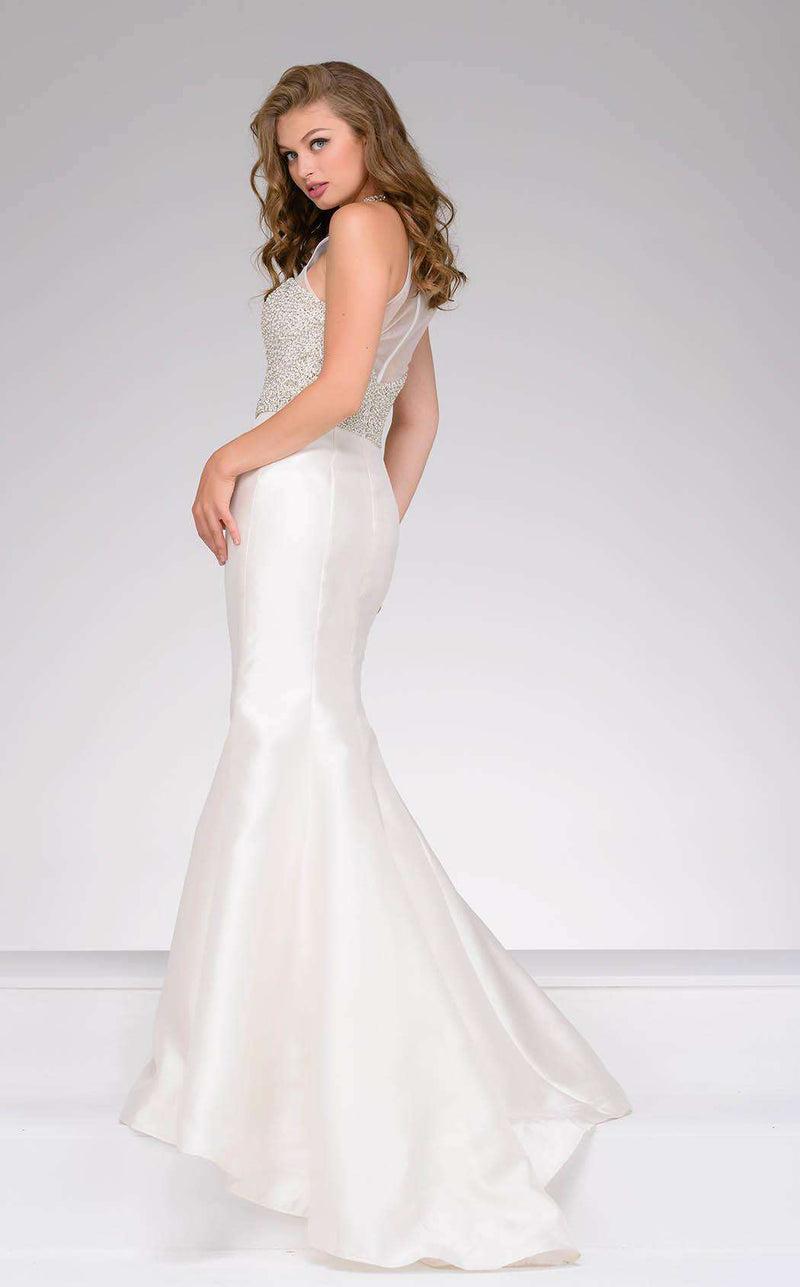 Jovani 42319 Off White