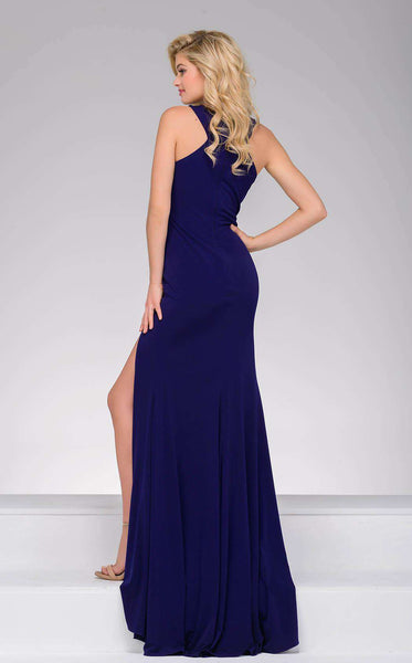 Jovani 42344 Purple