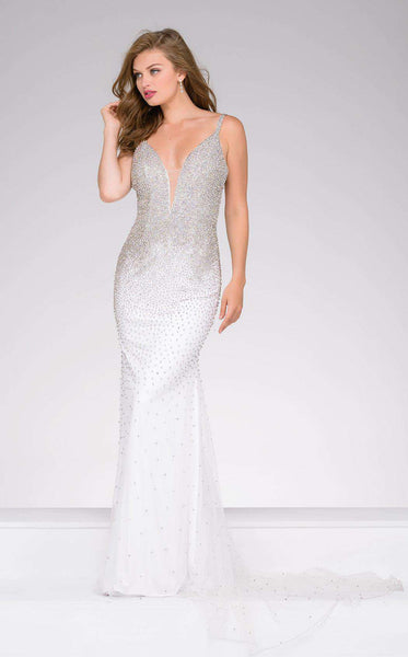 Jovani 42700 Off White