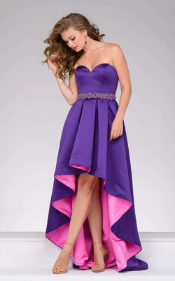Jovani 45170 Purple/Fuchsia