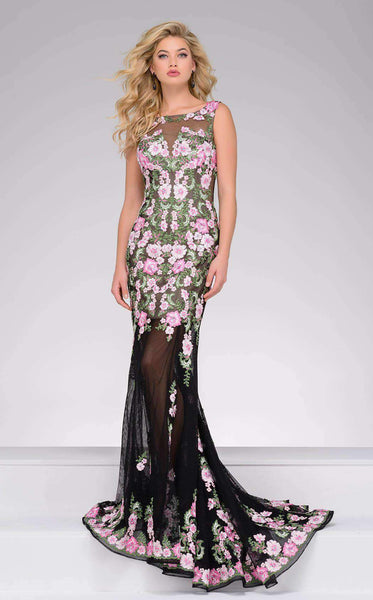 Jovani 45250 Black/Multi