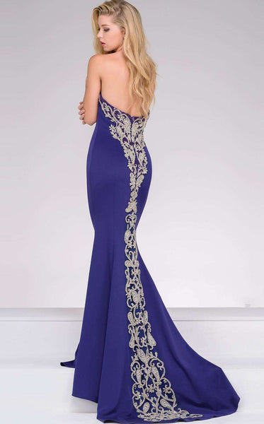 Jovani 20015 Purple