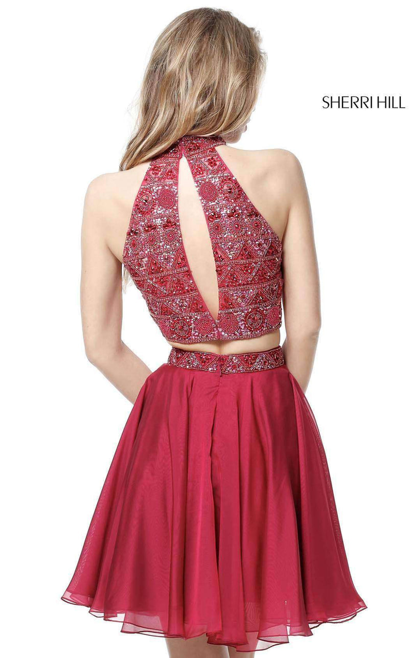 Sherri Hill 51297 Ruby