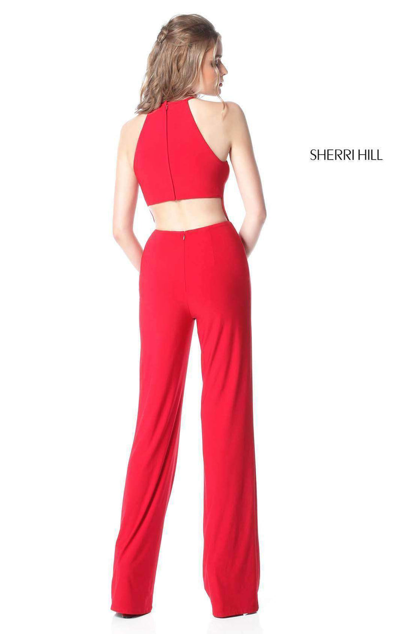 Sherri Hill 51360 Red