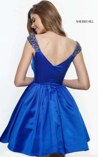 Sherri Hill 51389 Royal
