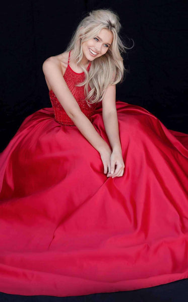 Sherri Hill 51395 Red