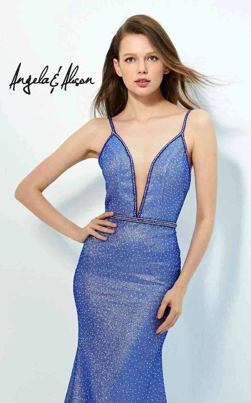 Angela and Alison 81086 Royal-Blue