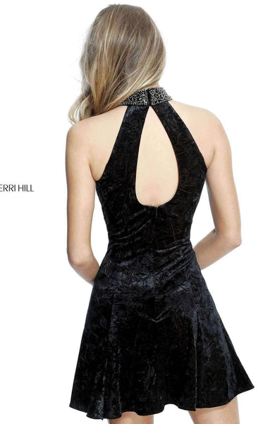 Sherri Hill 51404 Black